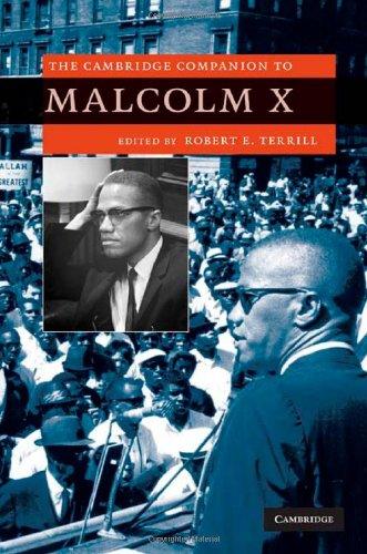The Cambridge Companion to Malcolm X 9780521515900