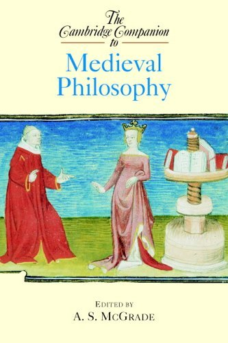 The Cambridge Companion to Medieval Philosophy 9780521000635