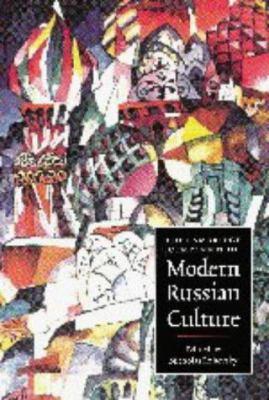 The Cambridge Companion to Modern Russian Culture 9780521477994