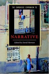 The Cambridge Companion to Narrative