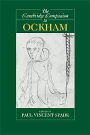 The Cambridge Companion to Ockham 9780521587907