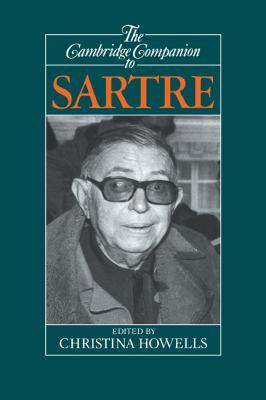 The Cambridge Companion to Sartre 9780521381147