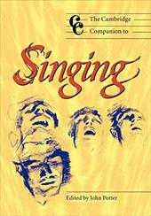 The Cambridge Companion to Singing 1766984