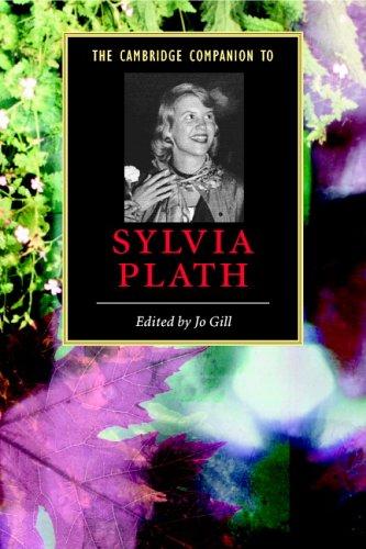 The Cambridge Companion to Sylvia Plath 9780521606851