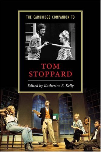 The Cambridge Companion to Tom Stoppard 9780521645928