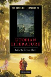 The Cambridge Companion to Utopian Literature 1773660