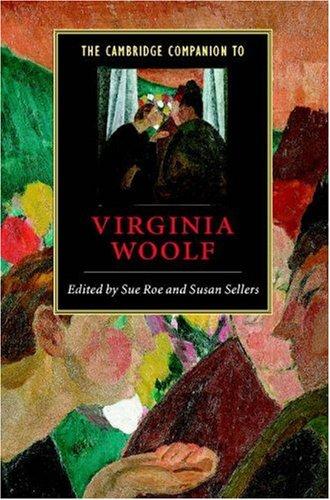 The Cambridge Companion to Virginia Woolf 9780521625487