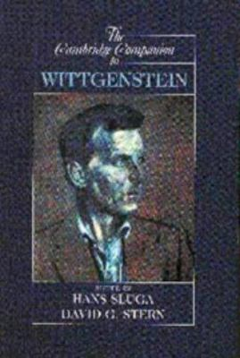 The Cambridge Companion to Wittgenstein 9780521465915