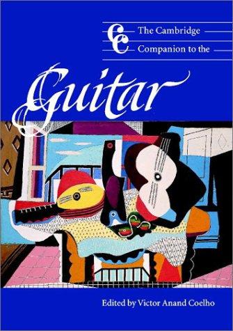 The Cambridge Companion to the Guitar 9780521000406