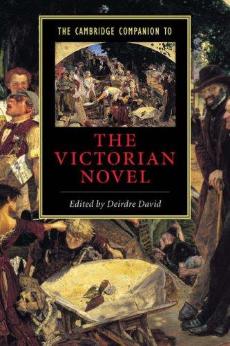 The Cambridge Companion to the Victorian Novel 9780521641500