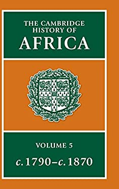 The Cambridge History of Africa 9780521207010