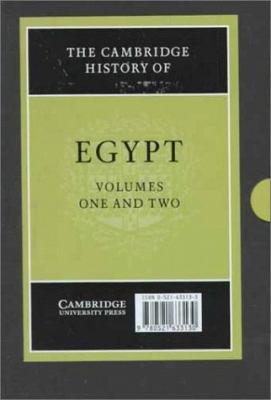The Cambridge History of Egypt, Volumes 1 and 2 9780521633130