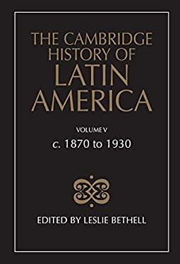 The Cambridge History of Latin America 9780521245173