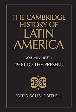 The Cambridge History of Latin America 9780521232265