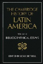 The Cambridge History of Latin America 9780521395250