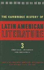 The Cambridge History of Latin American Literature 9780521410359