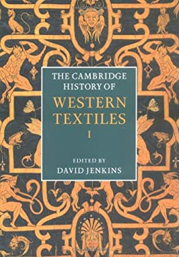 The Cambridge History of Western Textiles 2 Volume Boxed Set 9780521341073