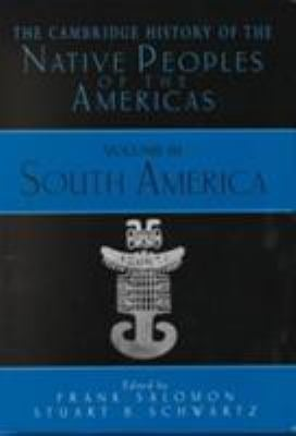 The Cambridge History of the Native Peoples of the Americas 2 Part Hardback Set
