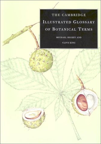 The Cambridge Illustrated Glossary of Botanical Terms 9780521794015