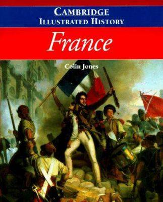 The Cambridge Illustrated History of France 9780521432948