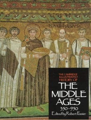 The Cambridge Illustrated History of the Middle Ages 3 Volume Set 9780521590785