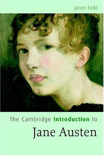 The Cambridge Introduction to Jane Austen 9780521674690