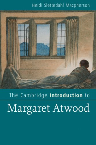 The Cambridge Introduction to Margaret Atwood 9780521694636