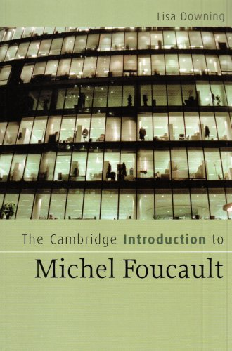 The Cambridge Introduction to Michel Foucault 9780521682992