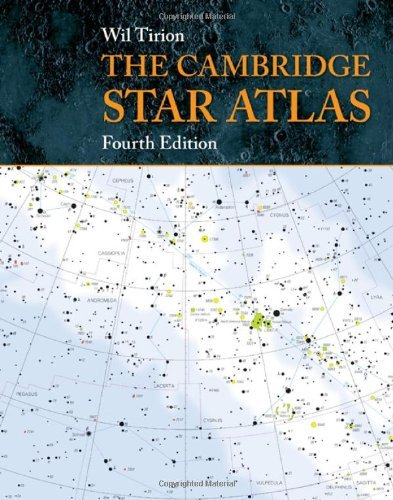 The Cambridge Star Atlas 9780521173636