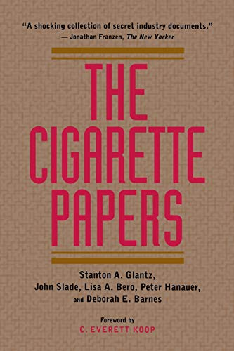 The Cigarette Papers 9780520213722