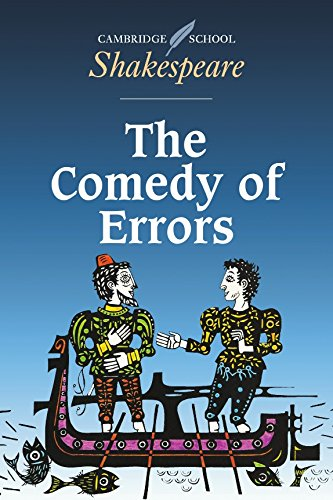 The Comedy of Errors 9780521395755