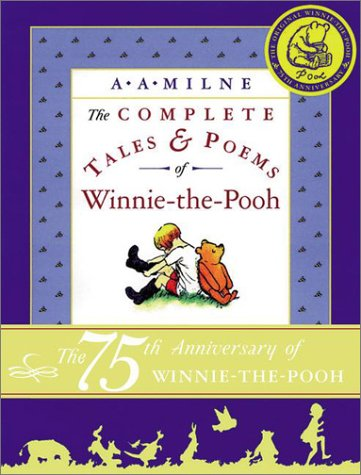 The Complete Tales and Poems of Winnie-The-Pooh/Wtp 9780525467267
