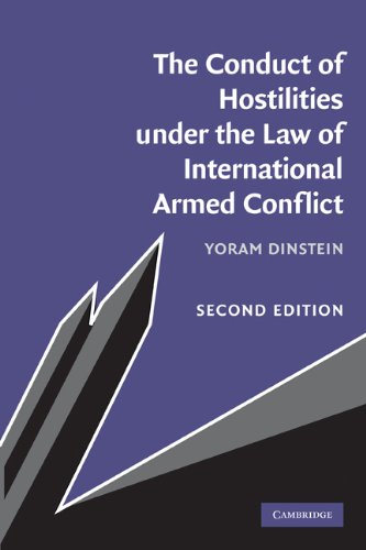 The Conduct of Hostilities Under the Law of International Armed Conflict 9780521121316