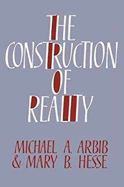 The Construction of Reality 9780521326896