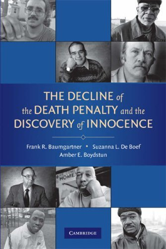 The Decline of the Death Penalty and the Discovery of Innocence 9780521715249