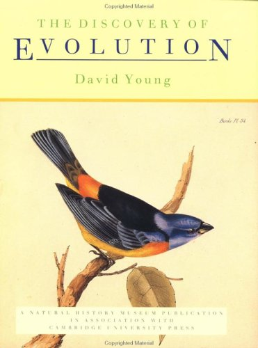 The Discovery of Evolution 9780521435871