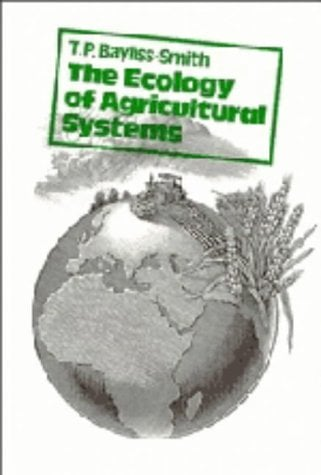 The Ecology of Agricultural Systems 9780521231251