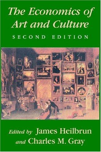 The Economics of Art and Culture 9780521637121