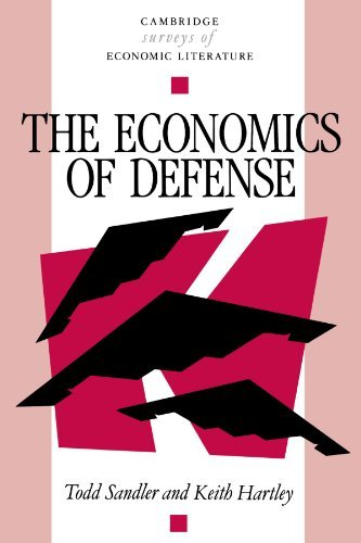 The Economics of Defense 9780521447287