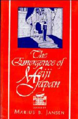 The Emergence of Meiji Japan: Literary Greatness and Cultural Context