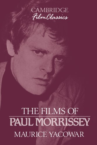 The Films of Paul Morrissey 9780521389938