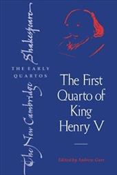 The First Quarto of King Henry V 1766650