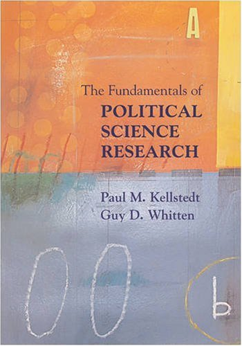 The Fundamentals of Political Science Research 9780521697880