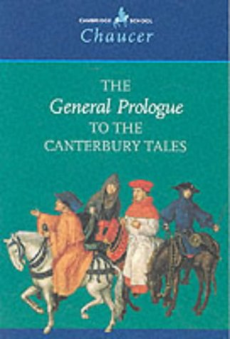 The General Prologue to the Canterbury Tales 9780521595087