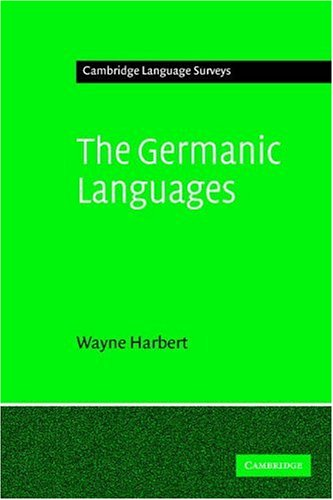 The Germanic Languages 9780521015110