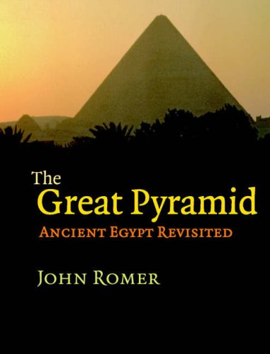 The Great Pyramid: Ancient Egypt Revisited 9780521871662