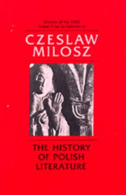 The History of Polish Literature, Updated Edition - 2nd Edition