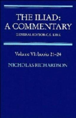 The Iliad: A Commentary, Bks. 21-24
