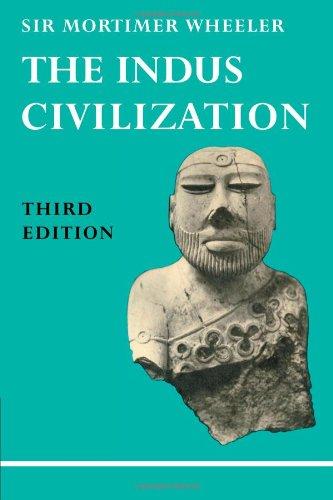 The Indus Civilization 9780521095389