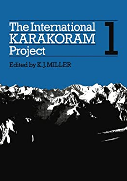 The International Karakoram Project: Volume 1 9780521129749